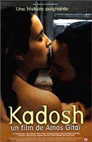Affiche Kadosh