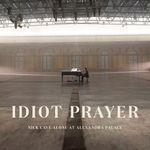 Pochette Idiot Prayer: Nick Cave Alone at Alexandra Palace (Live)