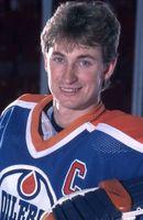 Photo Wayne Gretzky