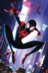 spider-man : new generation version alternative - long-métrage d'animation 2019