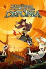 Jaquette Goodbye Deponia
