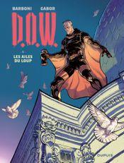 Couverture Les Ailes du Loup - D.O.W., tome 1