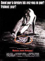 Affiche Satan, mon amour !