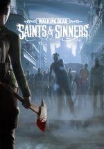 Jaquette The Walking Dead: Saints & Sinners