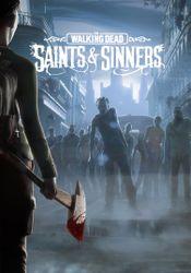 Jaquette The Walking Dead: Saints & Sinner