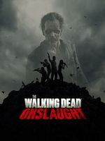 Jaquette The Walking Dead: Onslaught