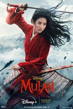 Affiche Mulan