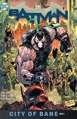 Couverture Batman (Rebirth) Vol. 12: The City of Bane Part 1