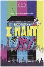 Affiche I Want My MTV