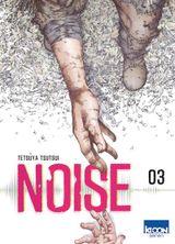 Couverture Noise, tome 3