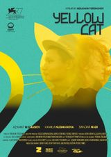 Affiche Yellow Cat