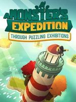 Jaquette A Monster's Expedition