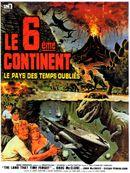 Affiche Le Sixième Continent