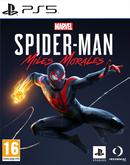 Jaquette Marvel's Spider-Man : Miles Morales