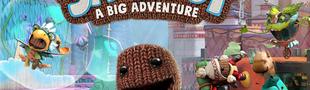 Jaquette Sackboy : A Big Adventure
