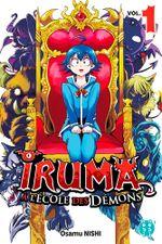 Couverture Iruma à l'école des démons, tome 1