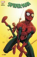 Couverture Spider-man fresh start tome 11