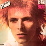 Pochette Space Oddity / The Man Who Sold the World
