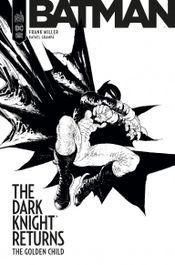 Couverture The Dark Knight Returns : The Golden Child