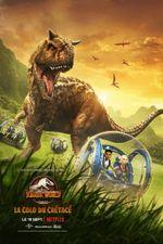 Affiche Jurassic World : La Colo du Crétacé