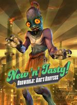 Jaquette Oddworld: New 'n' Tasty!