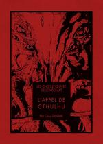 Couverture Les Chefs-d'œuvre de Lovecraft : L'Appel de Cthulhu