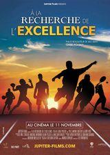 Affiche À la recherche de l'excellence