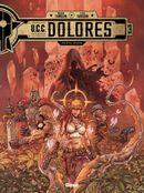 Couverture Cristal rouge - U.C.C. Dolores, tome 3