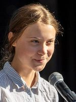 Photo Greta Thunberg