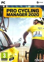 Jaquette Pro Cycling Manager 2020