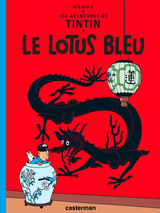Couverture Le Lotus bleu - Les Aventures de Tintin, tome 5