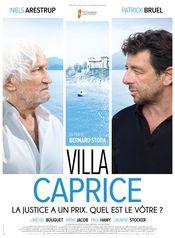 Affiche Villa Caprice