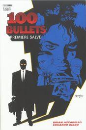 Couverture Première salve - 100 Bullets (Panini), tome 1