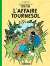 Couverture L'Affaire Tournesol - Les Aventures de Tintin, tome 18