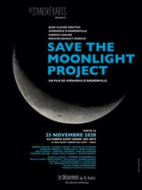 Affiche Save the moonlight project