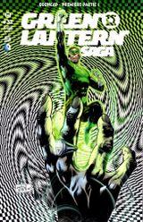 Couverture Godhead 1ère partie - Green Lantern Saga, tome 21