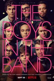 Affiche The Boys in the Band