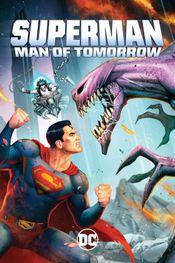 Affiche Superman: Man of Tomorrow