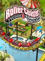 Jaquette RollerCoaster Tycoon 3 : Complete Edition