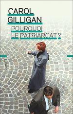 Couverture Pourquoi le patriarcat ?