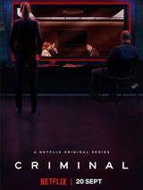 Affiche Criminal : Royaume-Uni