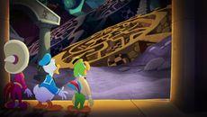 screenshots Labyrinthe et Minotaure
