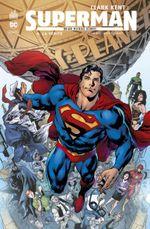 Couverture La vérité - Clark Kent : Superman, tome 4