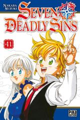 Couverture Seven Deadly Sins, tome 41