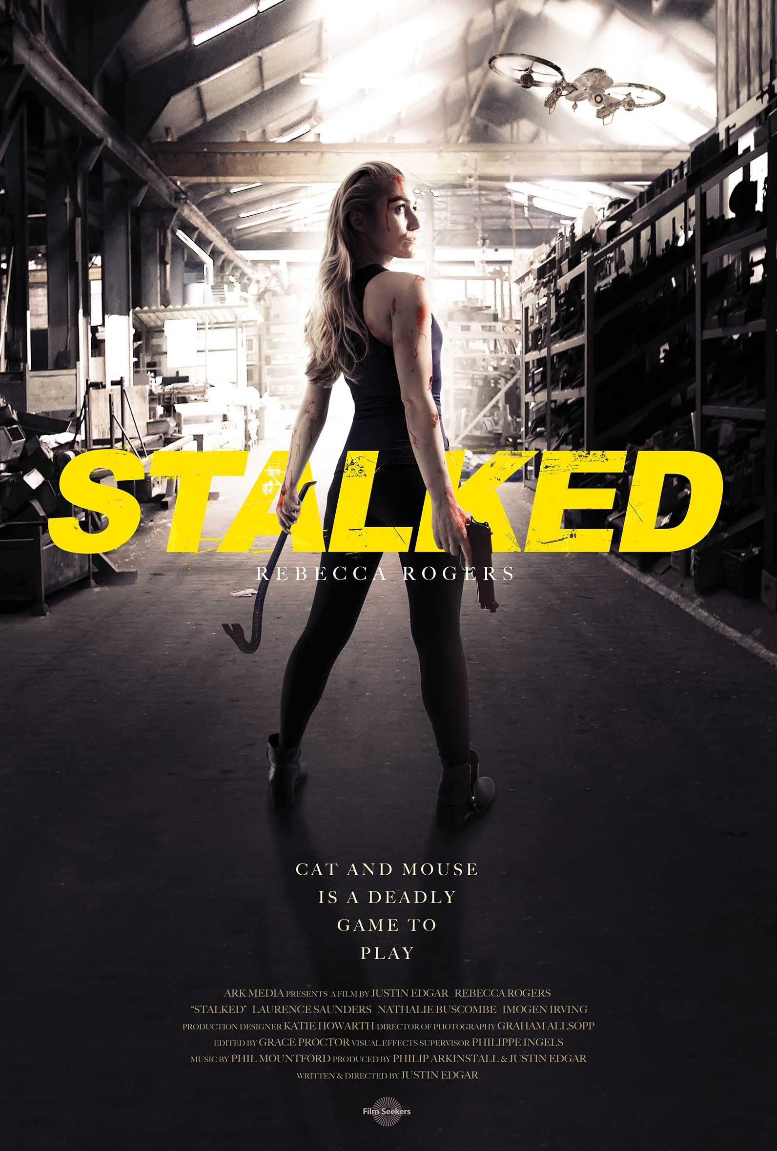 Stalked - Film (2019) - SensCritique