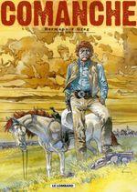 Couverture Comanche