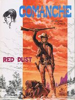 Couverture Red Dust - Comanche, tome 1