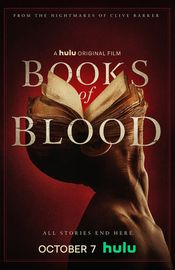 Affiche Books of Blood