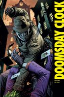 Couverture Doomsday Clock