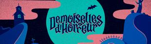 Cover La liste Halloween de Demoiselles d'Horreur